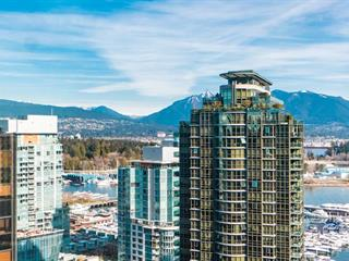 Apartment for sale in Coal Harbour, Vancouver, Vancouver West, 2307 1331 W Georgia Street, 262468312 | Realtylink.org