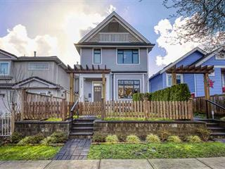 1/2 Duplex for sale in Mount Pleasant VE, Vancouver, Vancouver East, 1068 E 14th Avenue, 262464447 | Realtylink.org