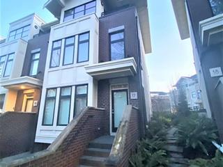 Townhouse for sale in University VW, Vancouver, Vancouver West, 17 5879 Gray Avenue, 262459008   Realtylink.org