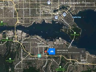Lot for sale in Central Lonsdale, North Vancouver, North Vancouver, 539 W 24th Street, 262470634 | Realtylink.org