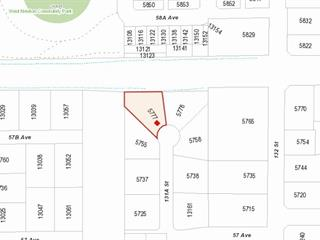 Lot for sale in Panorama Ridge, Surrey, Surrey, 5777 131a Street, 262509616 | Realtylink.org