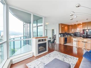Apartment for sale in Coal Harbour, Vancouver, Vancouver West, 2901 1189 Melville Street, 262510930 | Realtylink.org