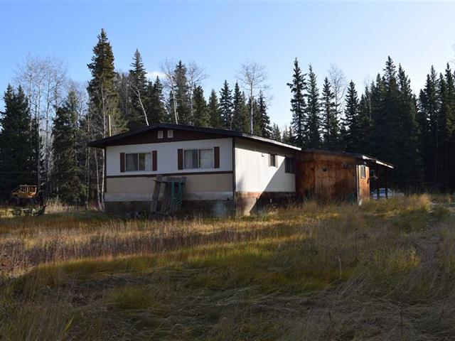 Manufactured Home for sale in Burns Lake - Rural West, Burns Lake, Burns Lake, 33701 Severidge Road, 262437356 | Realtylink.org