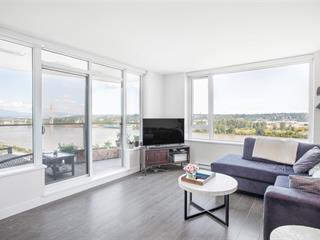 Apartment for sale in Quay, New Westminster, New Westminster, 1510 668 Columbia Street, 262510519 | Realtylink.org