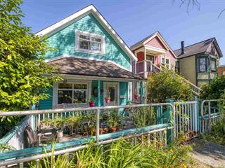 House for sale in Strathcona, Vancouver, Vancouver East, 743 Keefer Street, 262512711 | Realtylink.org