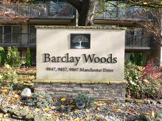 Apartment for sale in Cariboo, Burnaby, Burnaby North, 114 9847 Manchester Drive, 262511100   Realtylink.org