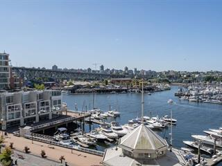 Apartment for sale in Yaletown, Vancouver, Vancouver West, 505 1008 Beach Avenue, 262503495 | Realtylink.org