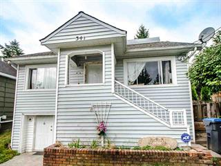 House for sale in Sapperton, New Westminster, New Westminster, 341 Buchanan Avenue, 262506017   Realtylink.org