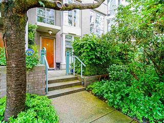 Townhouse for sale in Yaletown, Vancouver, Vancouver West, Th102 1288 Marinaside Crescent, 262488962   Realtylink.org