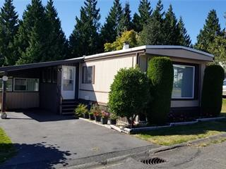 Manufactured Home for sale in Campbell River, Campbell River Central, 69 1160 Shellbourne Blvd, 854188 | Realtylink.org