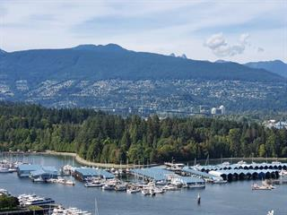 Apartment for sale in Coal Harbour, Vancouver, Vancouver West, 2404 1211 Melville Street, 262506677 | Realtylink.org