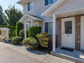 Townhouse for sale in Chilliwack E Young-Yale, Chilliwack, Chilliwack, 18 46735 Yale Road, 262500795 | Realtylink.org