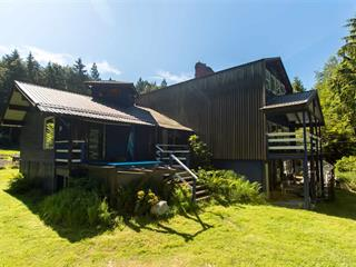 House for sale in Gambier Island, Sunshine Coast, 620 Shawanabe Road, 262501490 | Realtylink.org