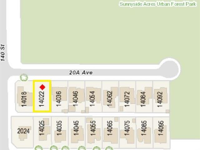 Lot for sale in Sunnyside Park Surrey, Surrey, South Surrey White Rock, 14022 20a Avenue, 262502081 | Realtylink.org