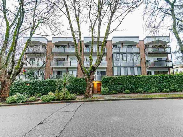 Apartment for sale in West End VW, Vancouver, Vancouver West, 109 1535 Nelson Street, 262482056 | Realtylink.org