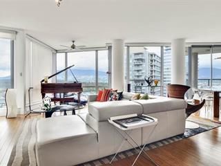 Apartment for sale in Coal Harbour, Vancouver, Vancouver West, 2202 1228 W Hastings Street, 262507496 | Realtylink.org