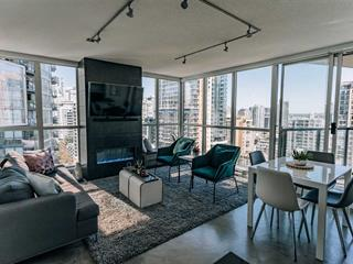 Apartment for sale in Downtown VW, Vancouver, Vancouver West, 1604 1199 Seymour Street, 262505385 | Realtylink.org