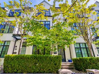 Townhouse for sale in University VW, Vancouver, Vancouver West, 6294 Eagles Drive, 262500365 | Realtylink.org