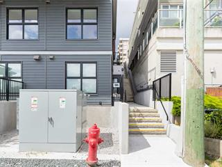 Townhouse for sale in Downtown NW, New Westminster, New Westminster, 104 217 Clarkson Street, 262498157 | Realtylink.org