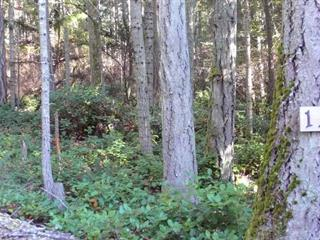 Lot for sale in Salt Spring Island, Islands-Van. & Gulf, 125 Lyoness Drive, 262506114 | Realtylink.org