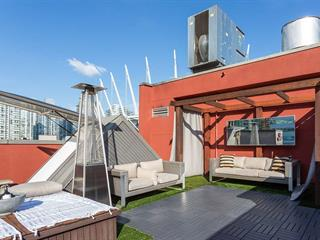 Apartment for sale in Downtown VW, Vancouver, Vancouver West, Ph1 869 Beatty Street, 262496552 | Realtylink.org