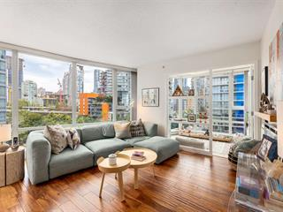 Apartment for sale in Yaletown, Vancouver, Vancouver West, 806 1438 Richards Street, 262504292 | Realtylink.org
