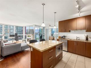 Apartment for sale in Coal Harbour, Vancouver, Vancouver West, 1001 1189 Melville Street, 262498588   Realtylink.org