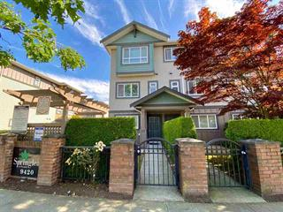 Townhouse for sale in McLennan North, Richmond, Richmond, 1 9420 Ferndale Road, 262499892 | Realtylink.org