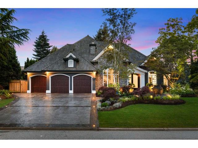 House for sale in Morgan Creek, Surrey, South Surrey White Rock, 3415 Canterbury Drive, 262495030 | Realtylink.org