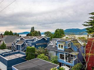 Townhouse for sale in Kitsilano, Vancouver, Vancouver West, 1553 Larch Street, 262483717 | Realtylink.org