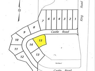 Lot for sale in Gibsons & Area, Gibsons, Sunshine Coast, Lot 15 Castle Road, 262444097 | Realtylink.org