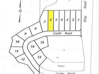 Lot for sale in Gibsons & Area, Gibsons, Sunshine Coast, Lot 6 Castle Road, 262443995 | Realtylink.org