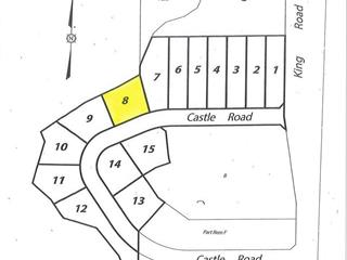 Lot for sale in Gibsons & Area, Gibsons, Sunshine Coast, Lot 8 Castle Road, 262444034 | Realtylink.org