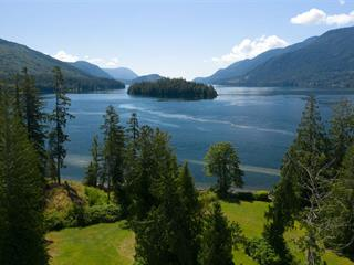 Lot for sale in Pender Harbour Egmont, Egmont, Sunshine Coast, A&B Dl 4430 Sechelt Inlet, 262475777 | Realtylink.org