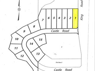 Lot for sale in Gibsons & Area, Gibsons, Sunshine Coast, Lot 1 Castle Road, 262443966 | Realtylink.org