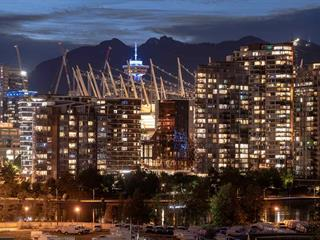Apartment for sale in False Creek, Vancouver, Vancouver West, 802 1919 Wylie Street, 262497622 | Realtylink.org