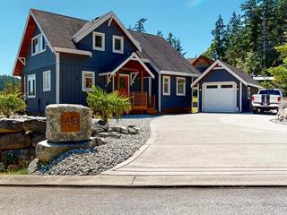 House for sale in Pender Harbour Egmont, Madeira Park, Sunshine Coast, Sl43 4622 Sinclair Bay Road, 262502308 | Realtylink.org