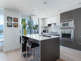 Apartment for sale in Coal Harbour, Vancouver, Vancouver West, 1301 1499 W Pender Street, 262503018 | Realtylink.org