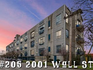 Apartment for sale in Hastings, Vancouver, Vancouver East, 205 2001 Wall Street, 262487993 | Realtylink.org