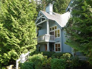 Townhouse for sale in Benchlands, Whistler, Whistler, 1 4661 Blackcomb Way, 262502403 | Realtylink.org