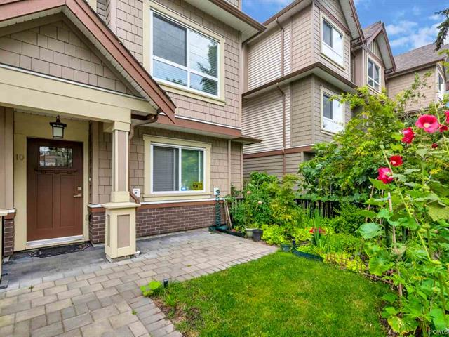 Townhouse for sale in Granville, Richmond, Richmond, 10 7551 No.2 Road, 262503754 | Realtylink.org
