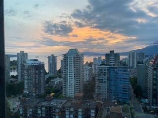 Apartment for sale in Downtown VW, Vancouver, Vancouver West, 2402 1308 Hornby Street, 262503596 | Realtylink.org