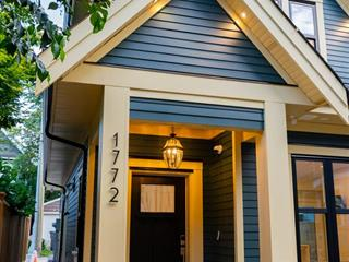Townhouse for sale in Grandview Woodland, Vancouver, Vancouver East, 1772 E 14th Avenue, 262503617 | Realtylink.org