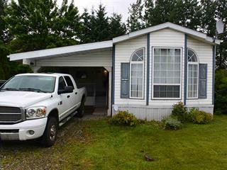 Manufactured Home for sale in Red Bluff/Dragon Lake, Quesnel, Quesnel, 11 602 Elm Street, 262493401 | Realtylink.org