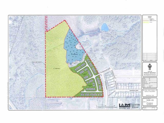 Lot for sale in North Kelly, Prince George, PG City North, Lot A Foothills Boulevard, 262347677   Realtylink.org