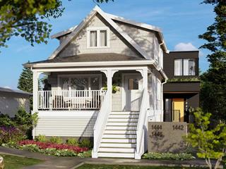 Townhouse for sale in Knight, Vancouver, Vancouver East, 1444 E 30th Avenue, 262491465 | Realtylink.org