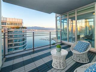 Apartment for sale in Coal Harbour, Vancouver, Vancouver West, 2603 1205 W Hastings Street, 262492071 | Realtylink.org