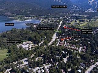 Townhouse for sale in Alpine Meadows, Whistler, Whistler, 8082 Timber Lane, 262495807 | Realtylink.org