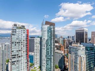 Apartment for sale in Coal Harbour, Vancouver, Vancouver West, 3209 1239 W Georgia Street, 262488388 | Realtylink.org