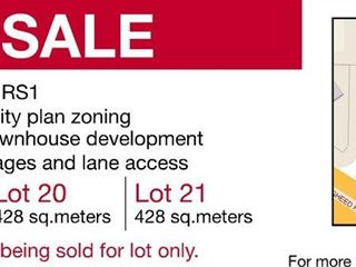 Lot for sale in Woodland Acres PQ, Port Coquitlam, Port Coquitlam, 3390 Lancaster Street, 262492505   Realtylink.org